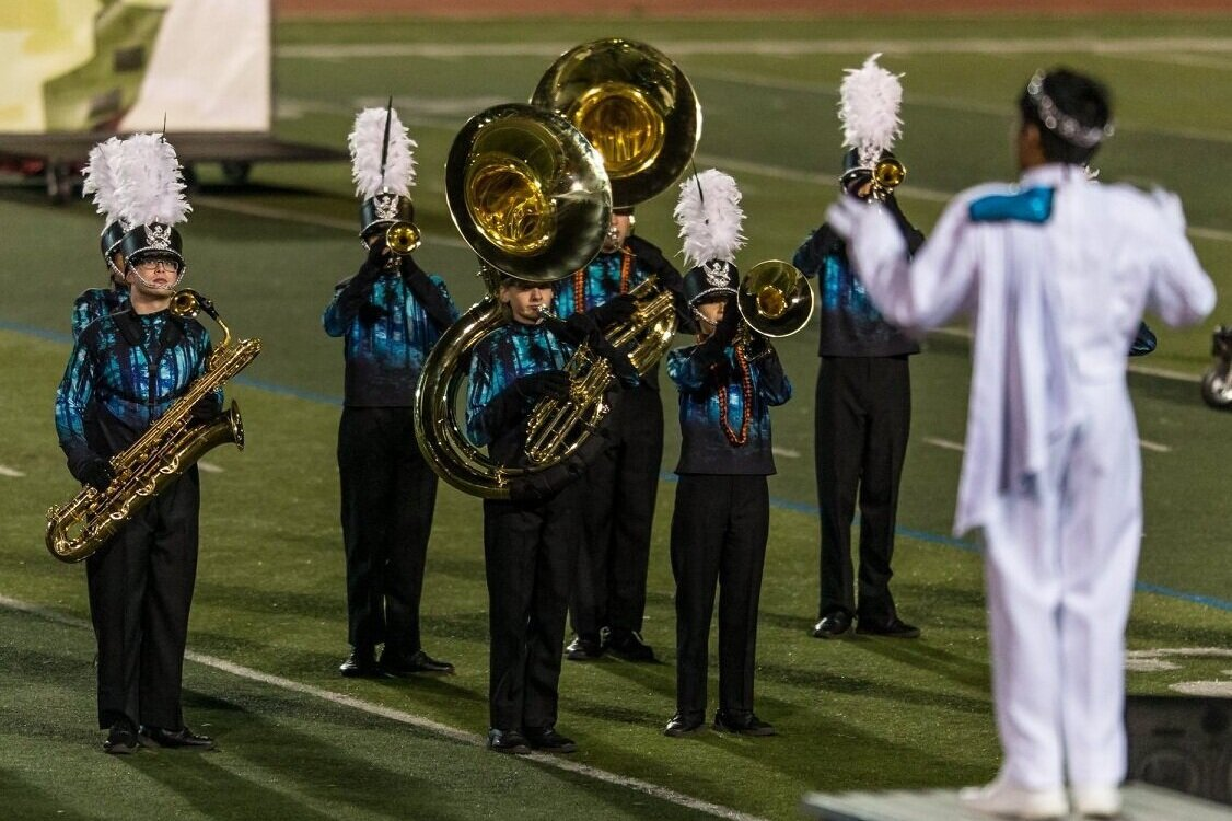 Marching Band & Colorguard Facebook Group -