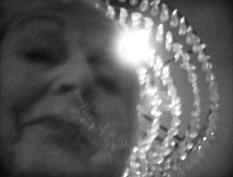 Annika Ström  Crystal brain (2010) Filmed on Super8 transferred to dv, no sound 2 minutes