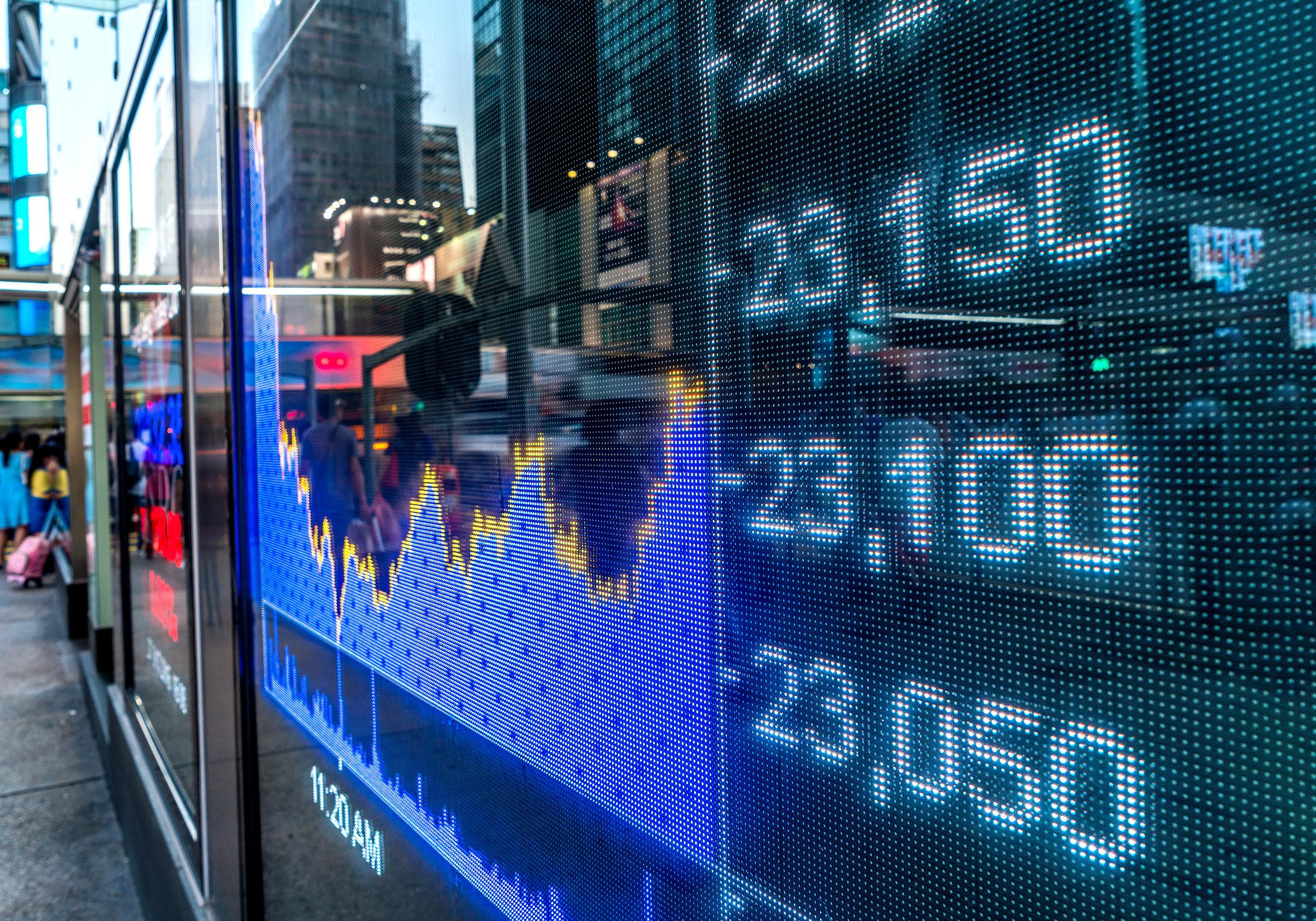 Technology - Advanced quantitative data analytics for the financial community