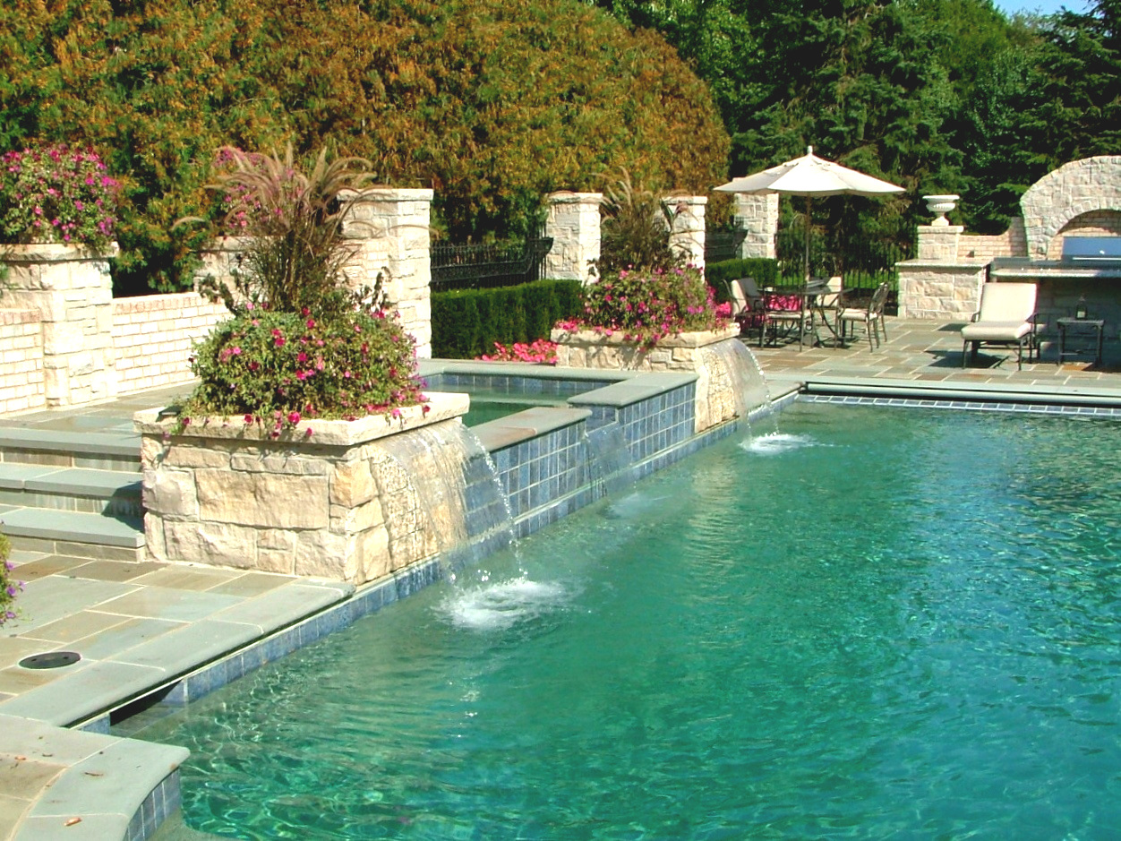 Summers are meant to be enjoyed poolside.  Let us do the heavy lifting. -