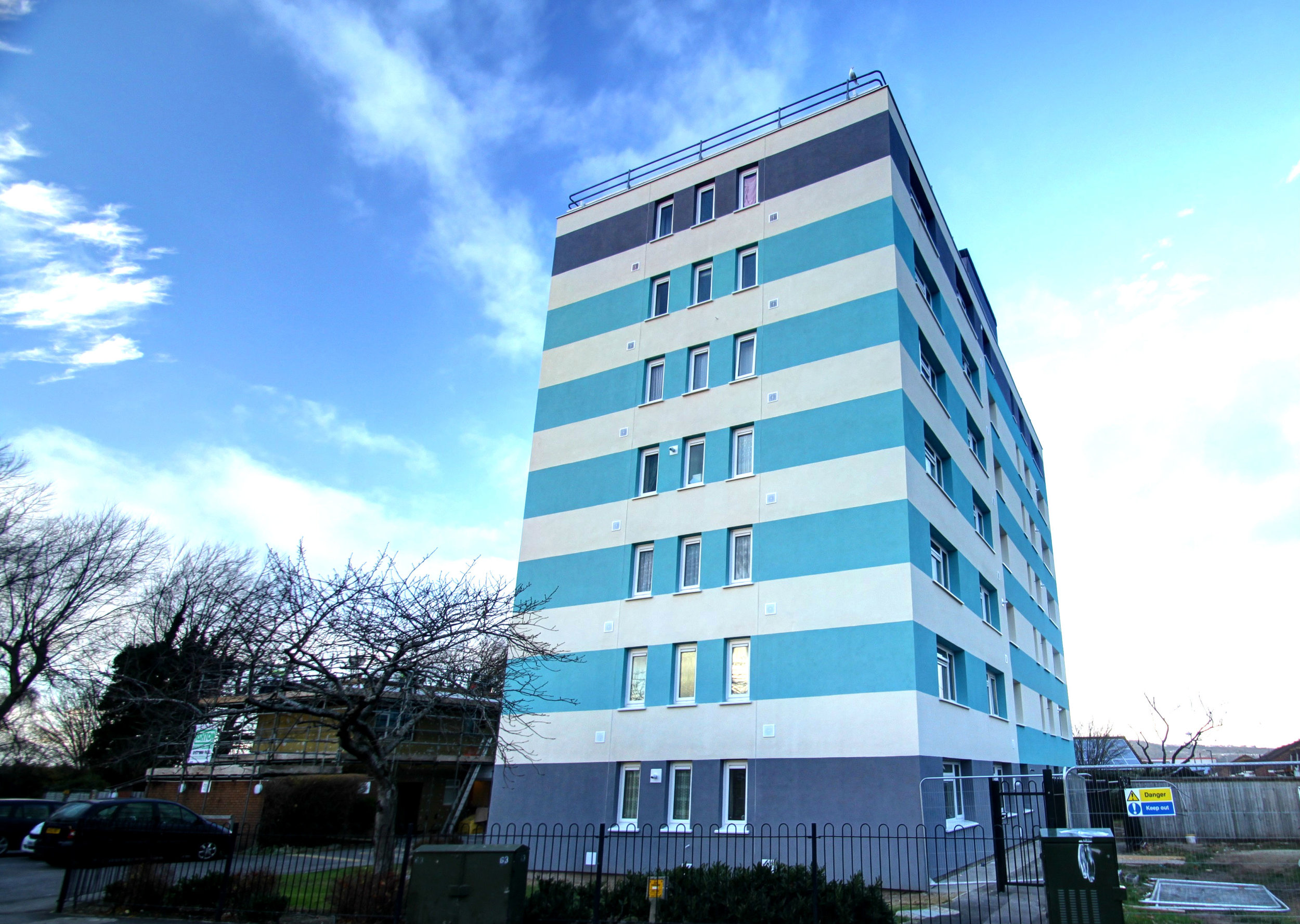 EWI Project - Alliance Homes