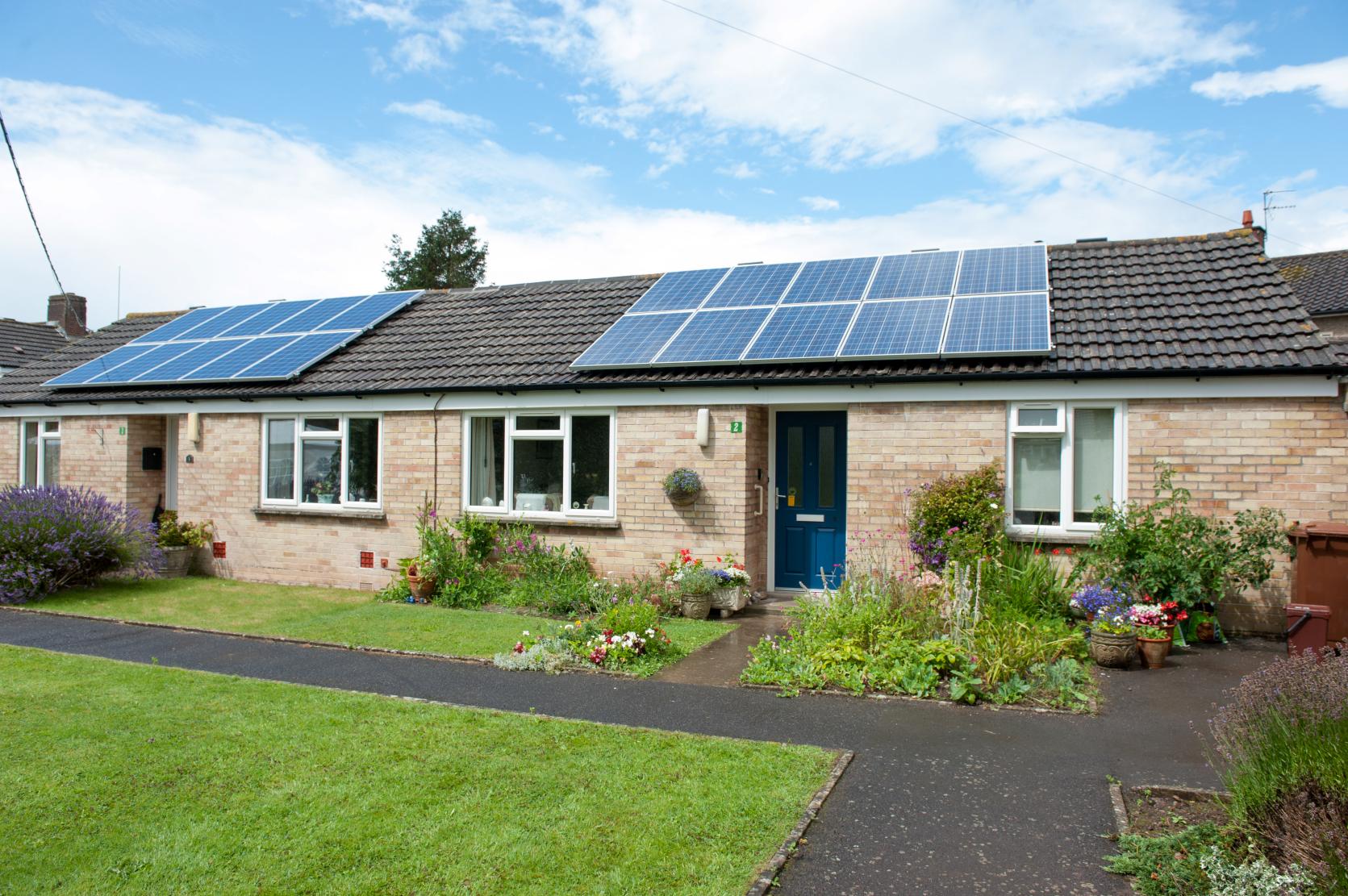 Solar PV Repairs & Maintenance - Aster Property