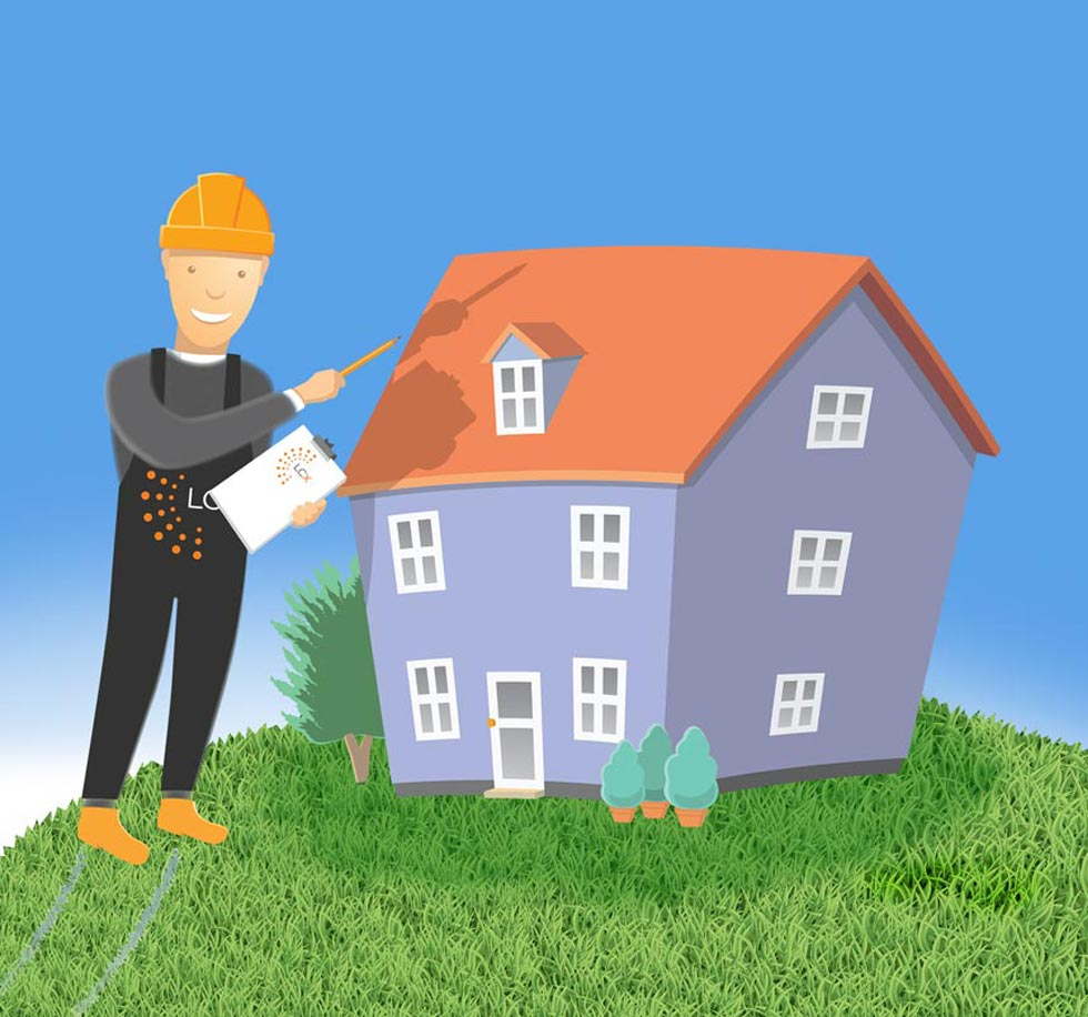 Property Surveying - Damp & Mould Solutions