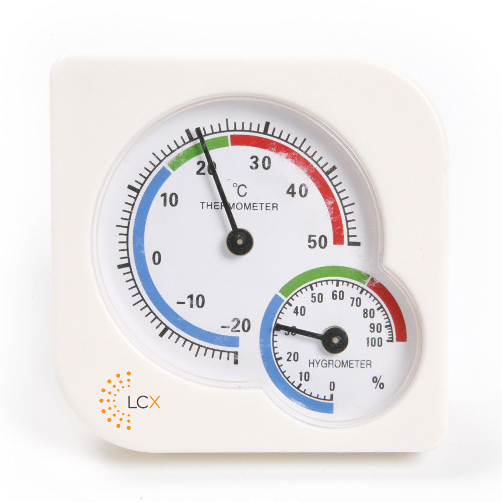Thermo-Hygrometer      - This helps residents monitor humidity levels in the home.