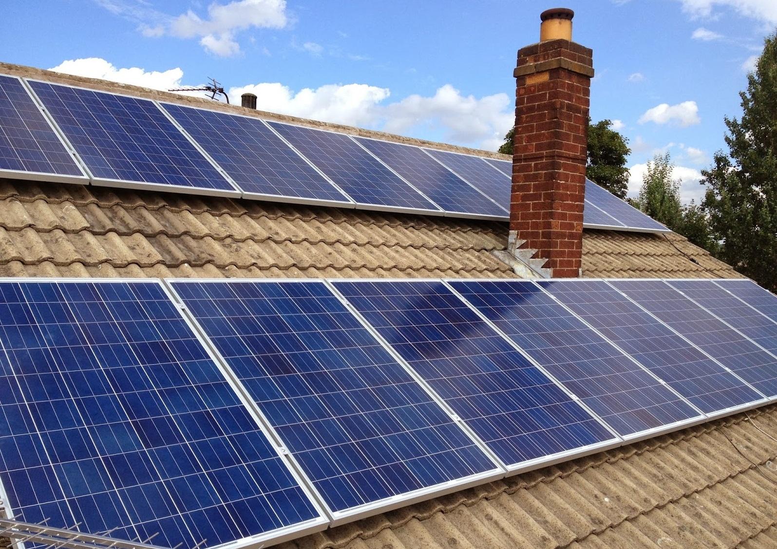 Solar PV Installation - Plymouth Community Homes