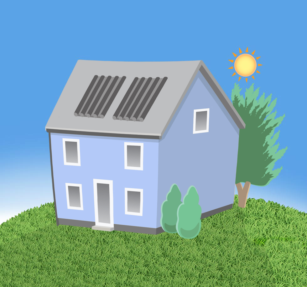 Solar Thermal Panels - Repairs, Servicing & Packages