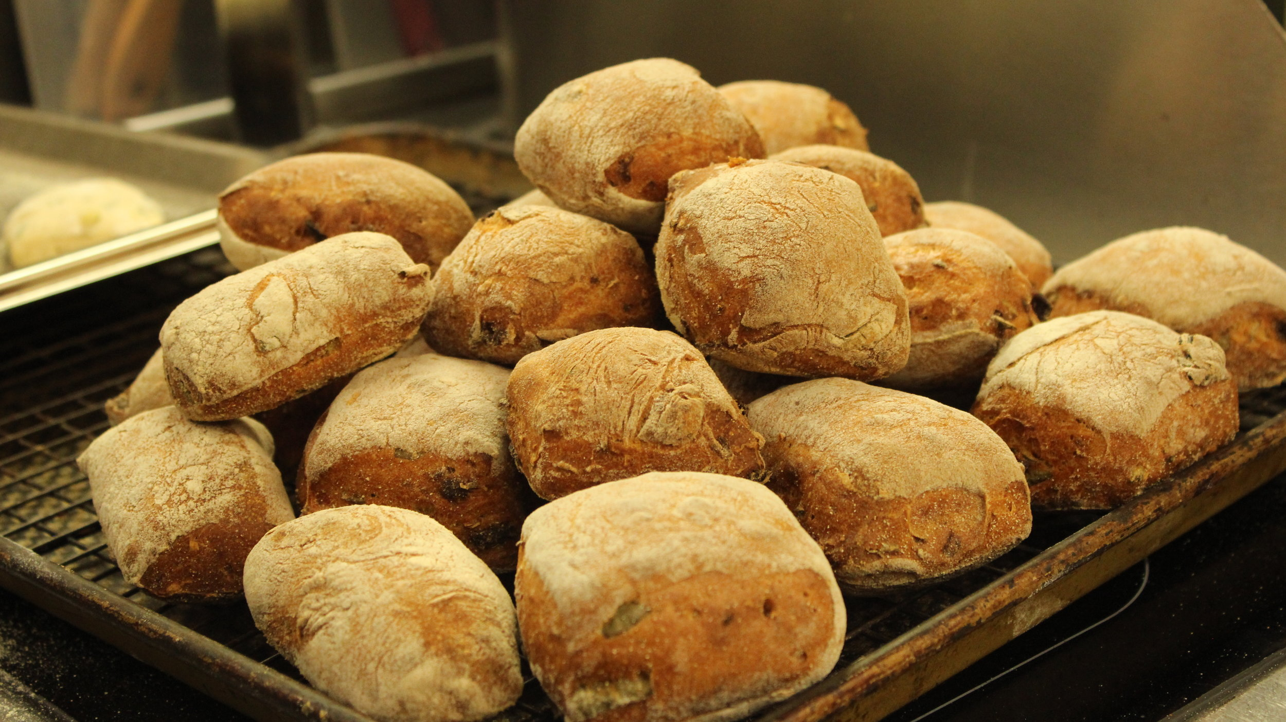 Rolls or Loaf - This recipe works for both.