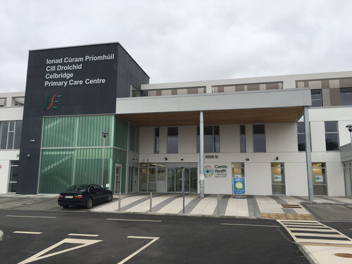 - Primary Care Centre, Maynooth Road, Celbridge,Co. Kildare