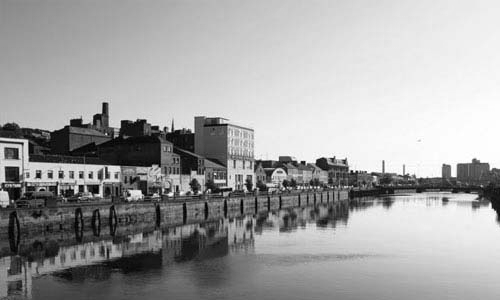 Cork: 3 Locations -