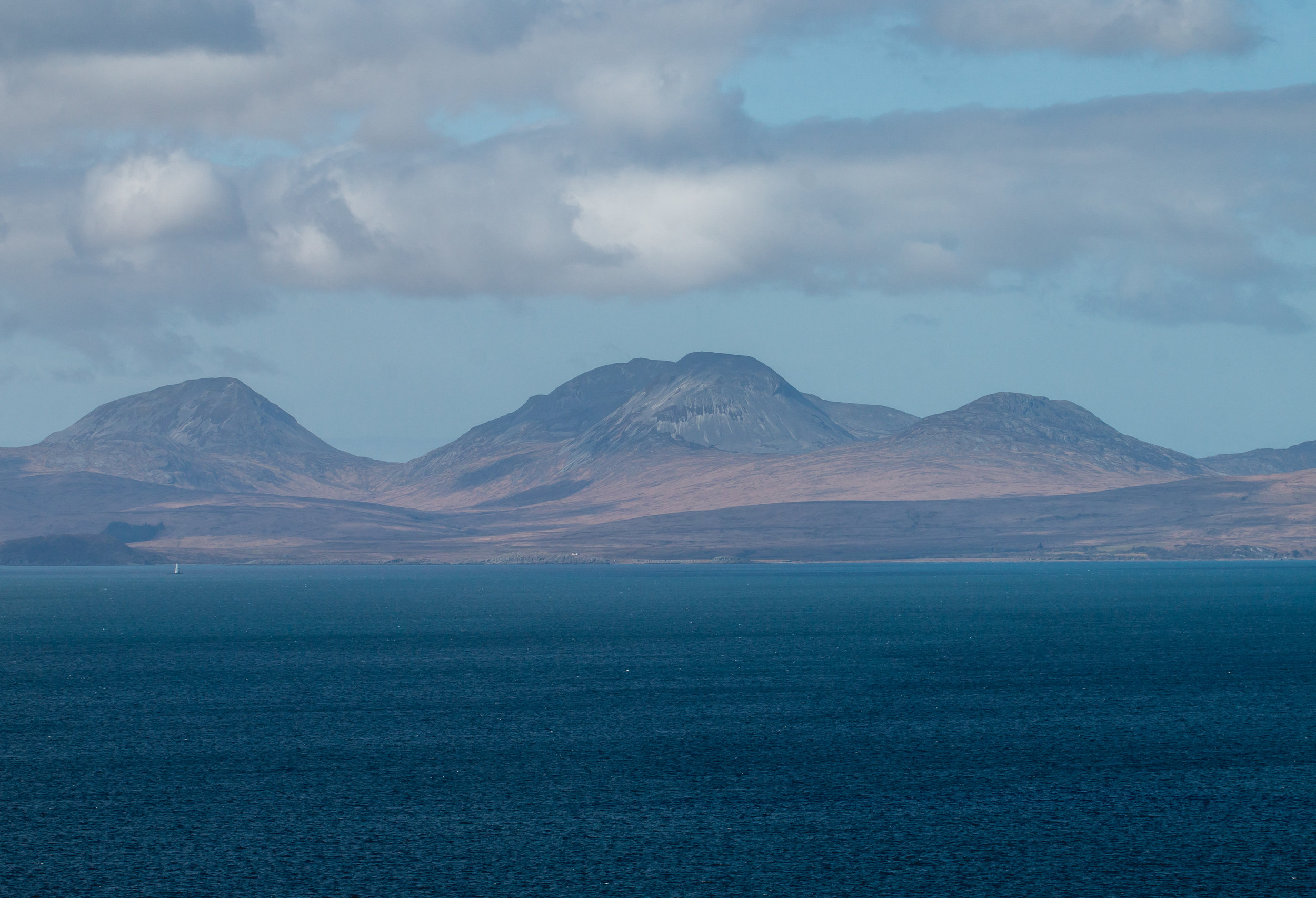 The Paps of Jura.