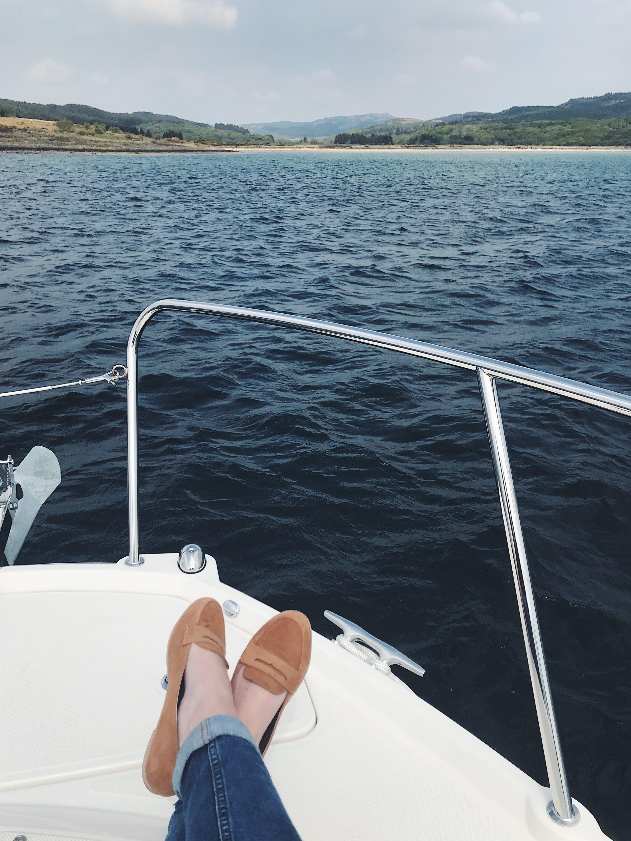 Ostell Bay.
