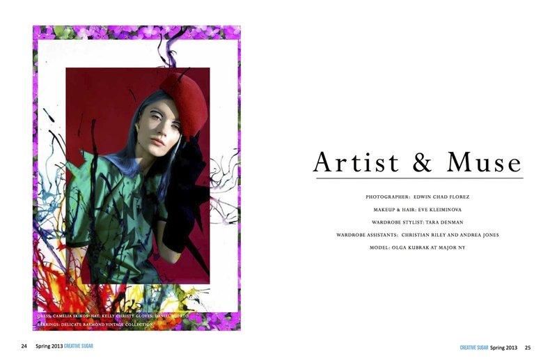 Creative Sugar Magazine