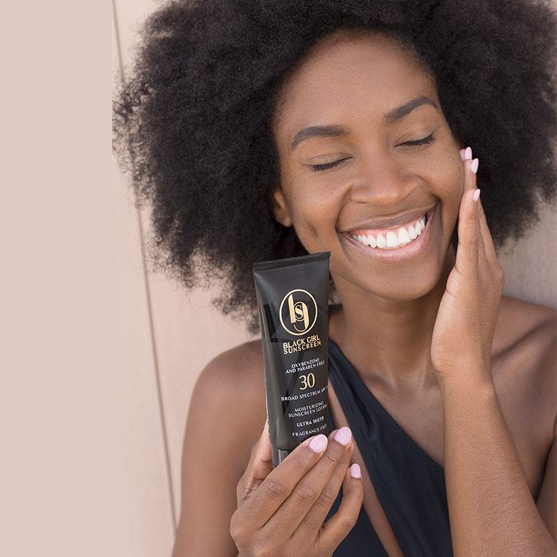 Via  Black Girl Sunscreen
