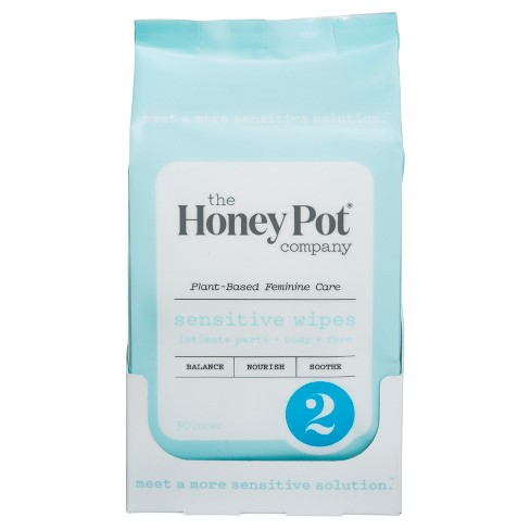 Honey Pot Sensitive Feminine Wipes ($10) - While these aren't explicitly made for post-workout time, they are still a great option to use to freshen up 'down there.' These sustainably-sourced, rayon wipes are fragrance free and infused with antioxidants and natural probiotics to help banish odor-causing bacteria and help you feel your freshest. All natural, Black-owned.Photo: The Honey Pot Company