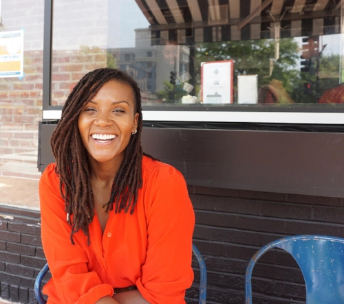 Tulani Elisa - PR Specialist and Cycling Instructor - Locs