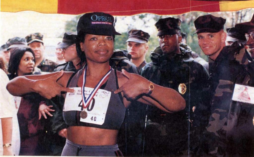 Oprah Winfrey -