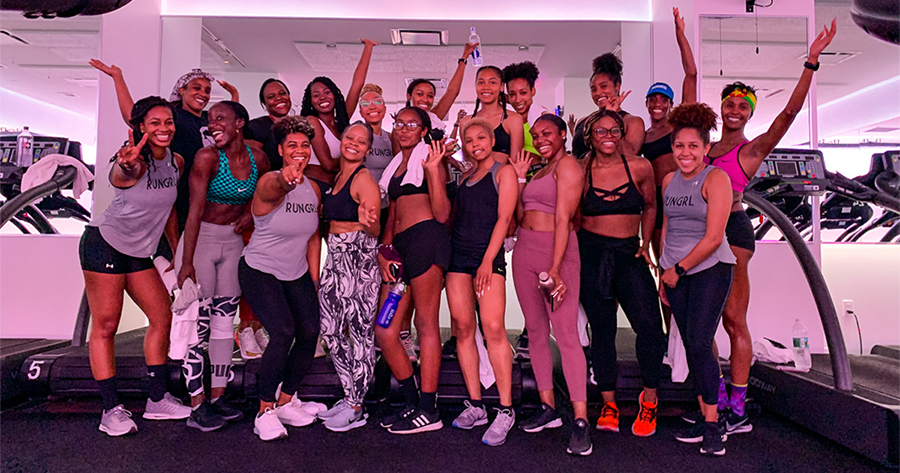 RUNGRL x Mile High Run Club: Sweat with Style event in New York City, June 15.