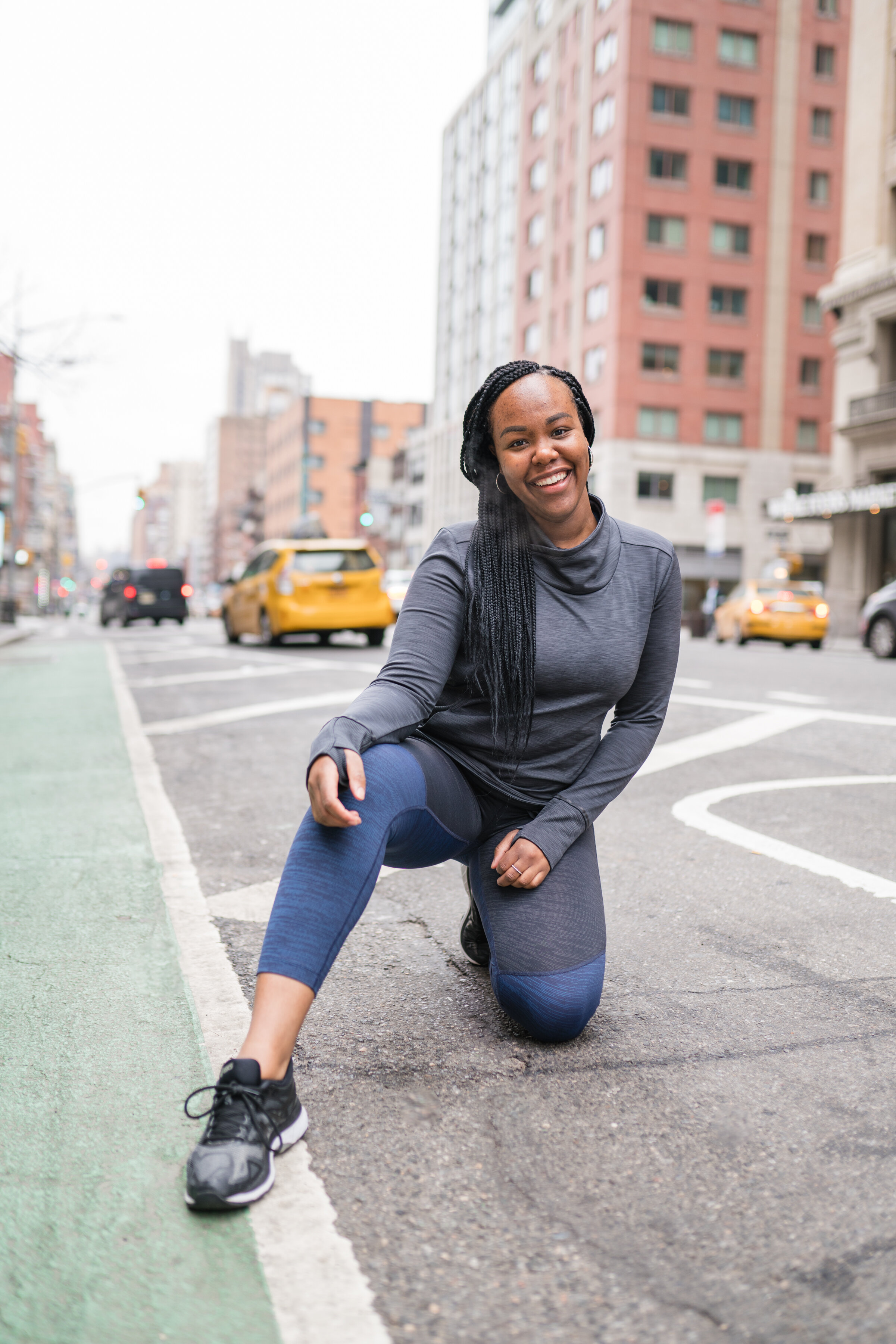 Shanna Tyler is a life and business coach and  podcast host , living and running in New York City.