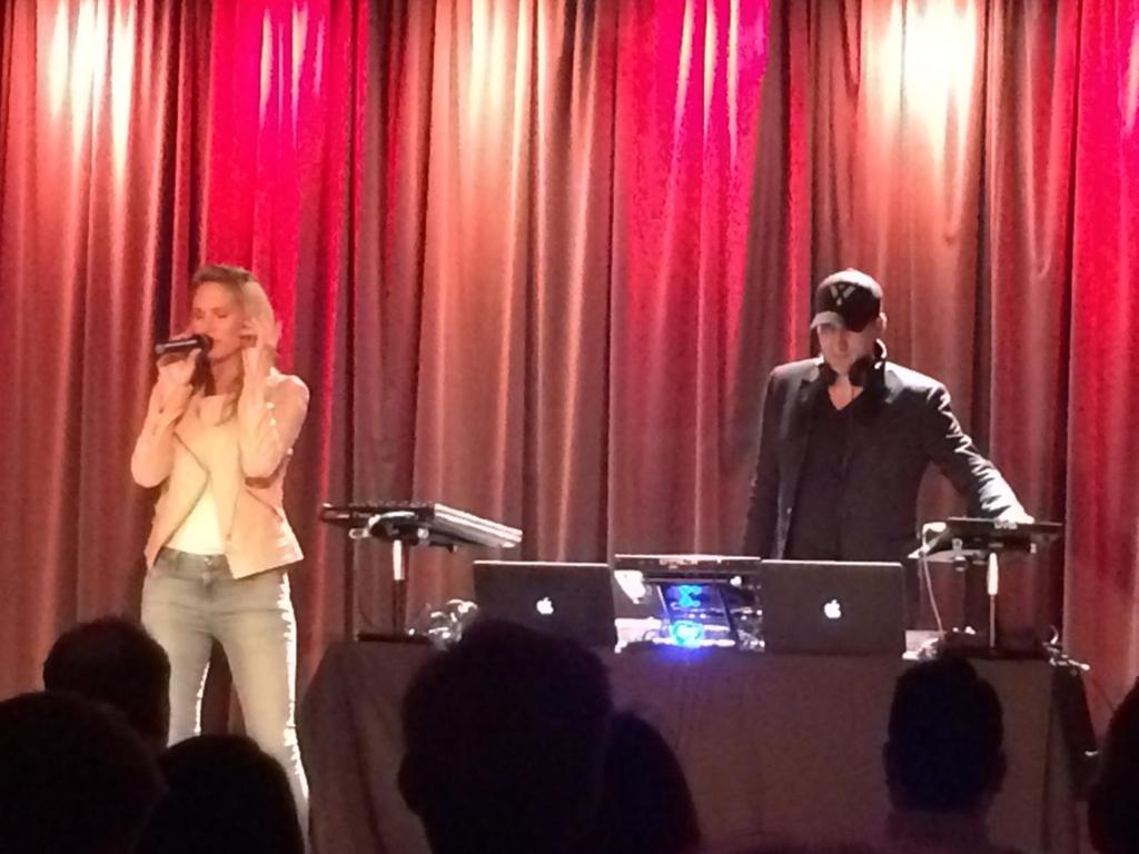 Tricia and PvD in LA 24.9.15.png