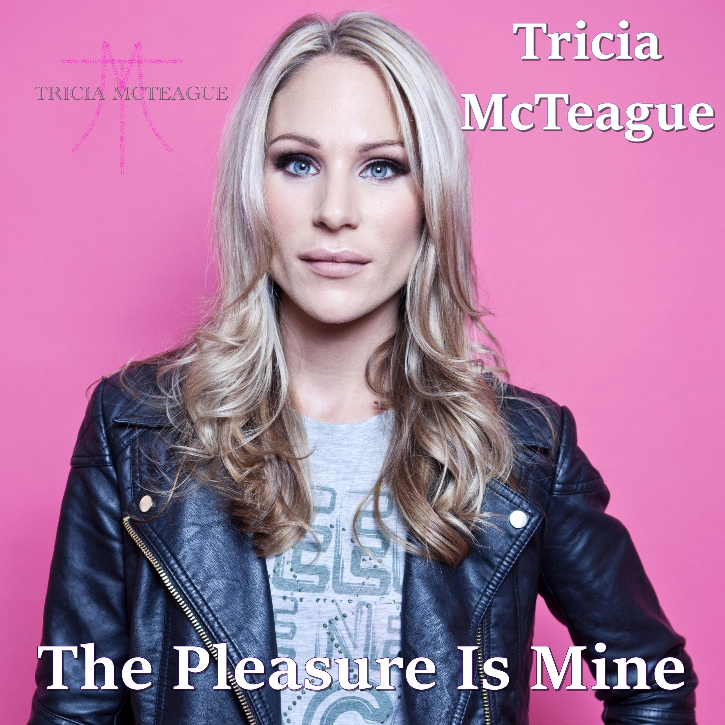 "Click above to download Tricia's Album ""The Pleasure Is Mine"""