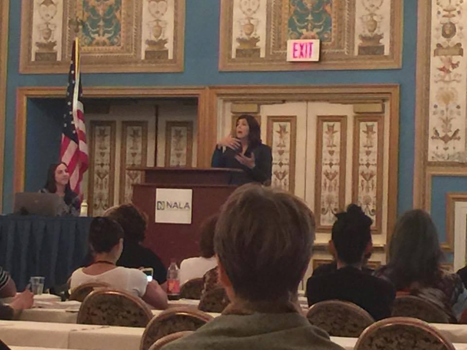 Key Note Speaker: Judge Jackie Glass from the OJ trial in Nevada.