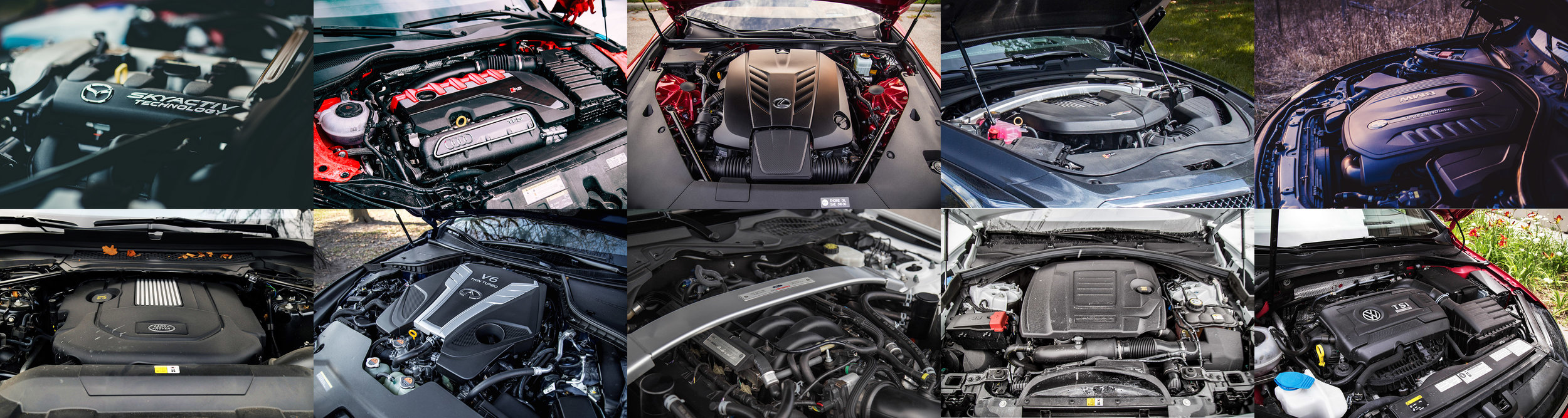 Top 10 Engines of 2017 - Words/Photography: Canadian Auto ReviewRead article