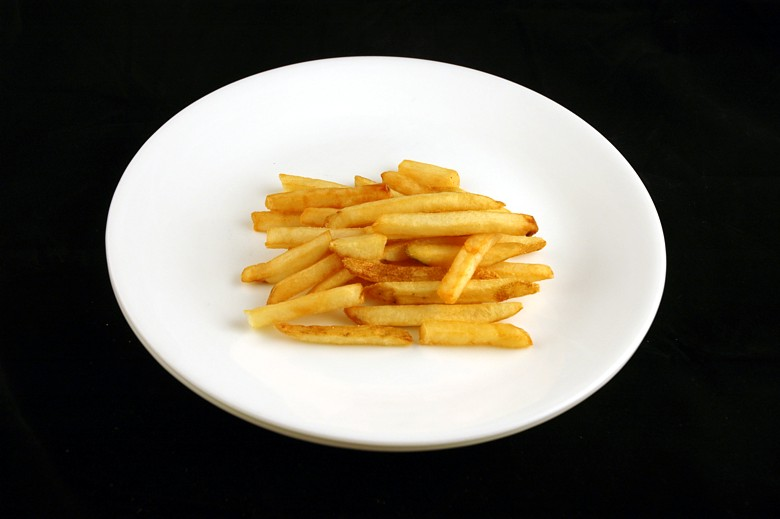 73 g of french fries = 200 calories (WHY, WORLD, WHY?...)