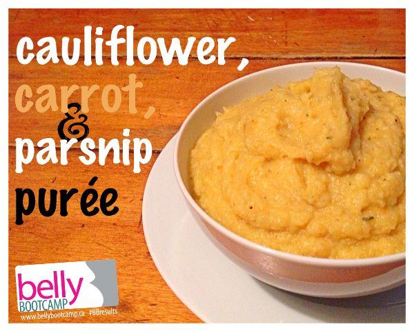cauliflower-parsnip-carrot-puree