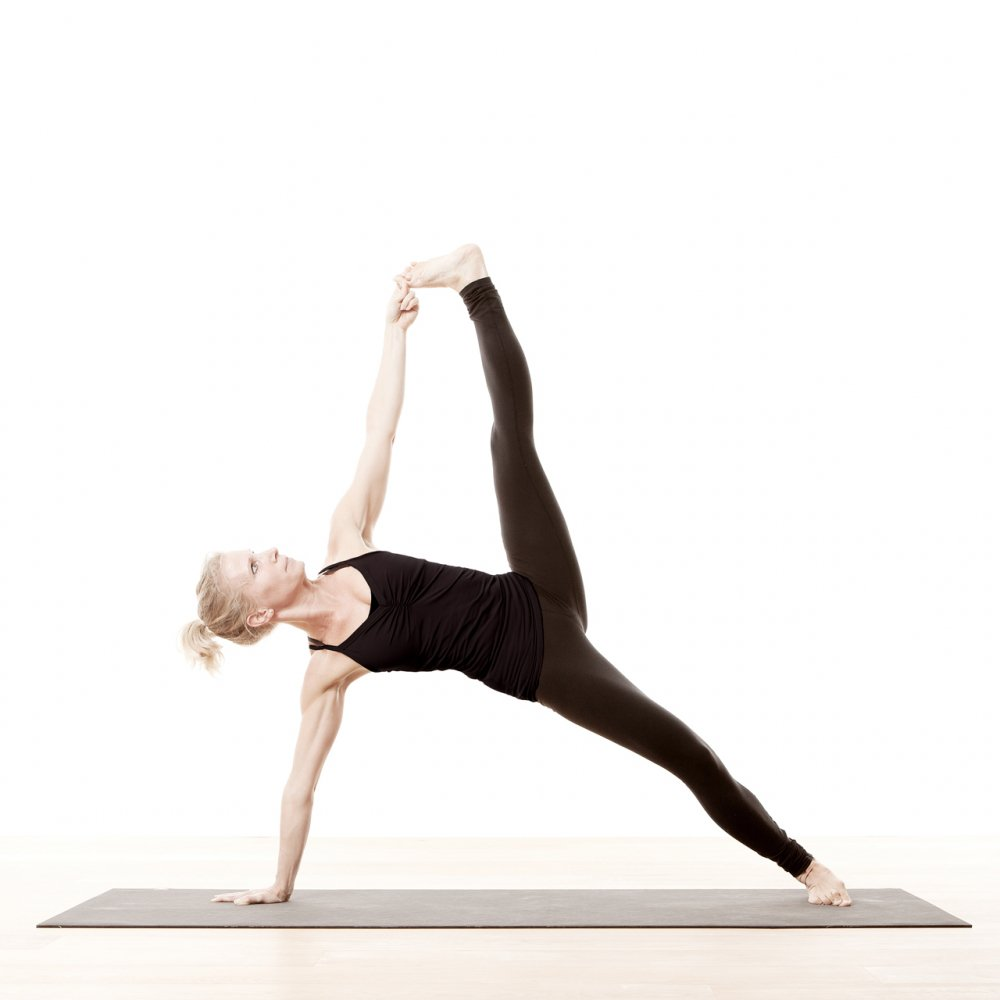 Side Plank and Plank variations - photo: yogajournal.com