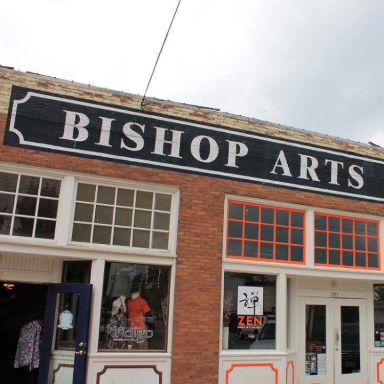 - BISHOP ARTS DISTRICT