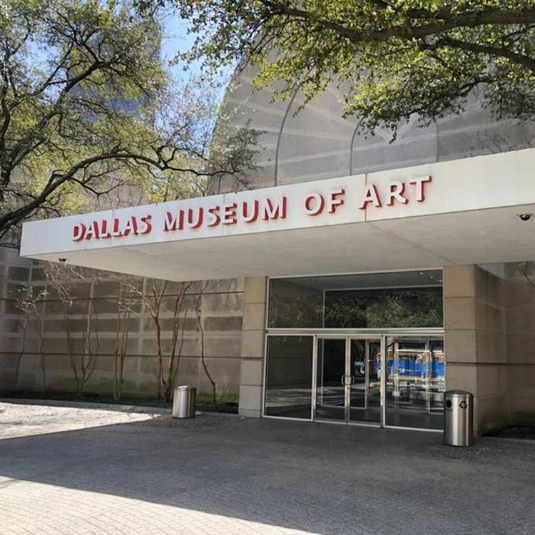 - DALLAS MUSEUM OF ART