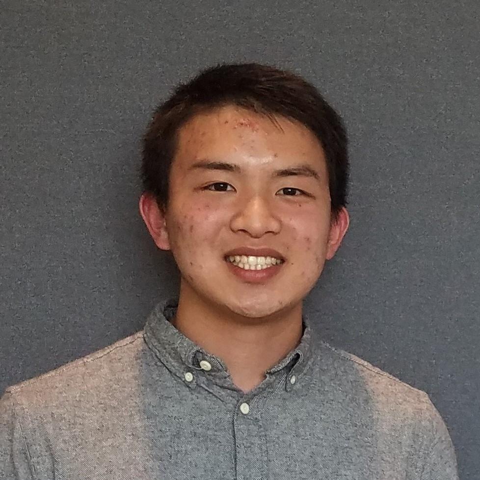 Jason Xu - Undergraduate, Neuroscience Major