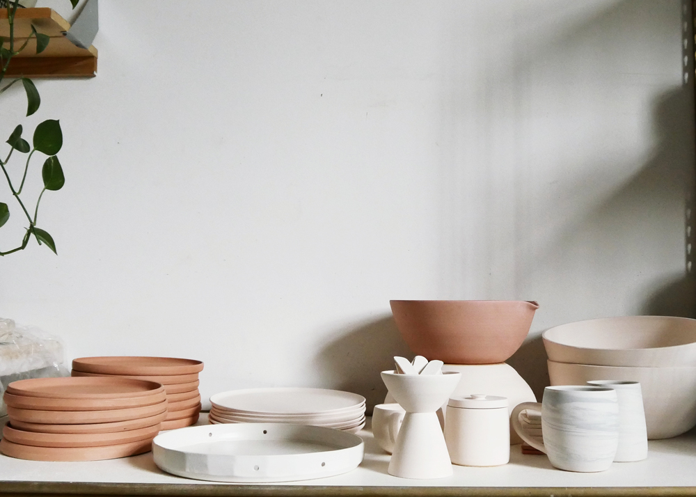 Handcrafted Ceramics by Box Sparrow Studio in Houston, TX