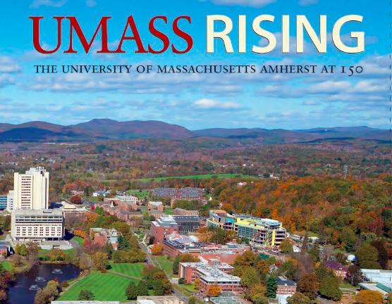 writer, researcher, book-length history of UMass Amherst