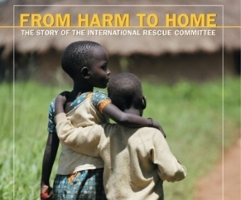 writer, book-length history of a refugee-aid organization (IRC, 2006)