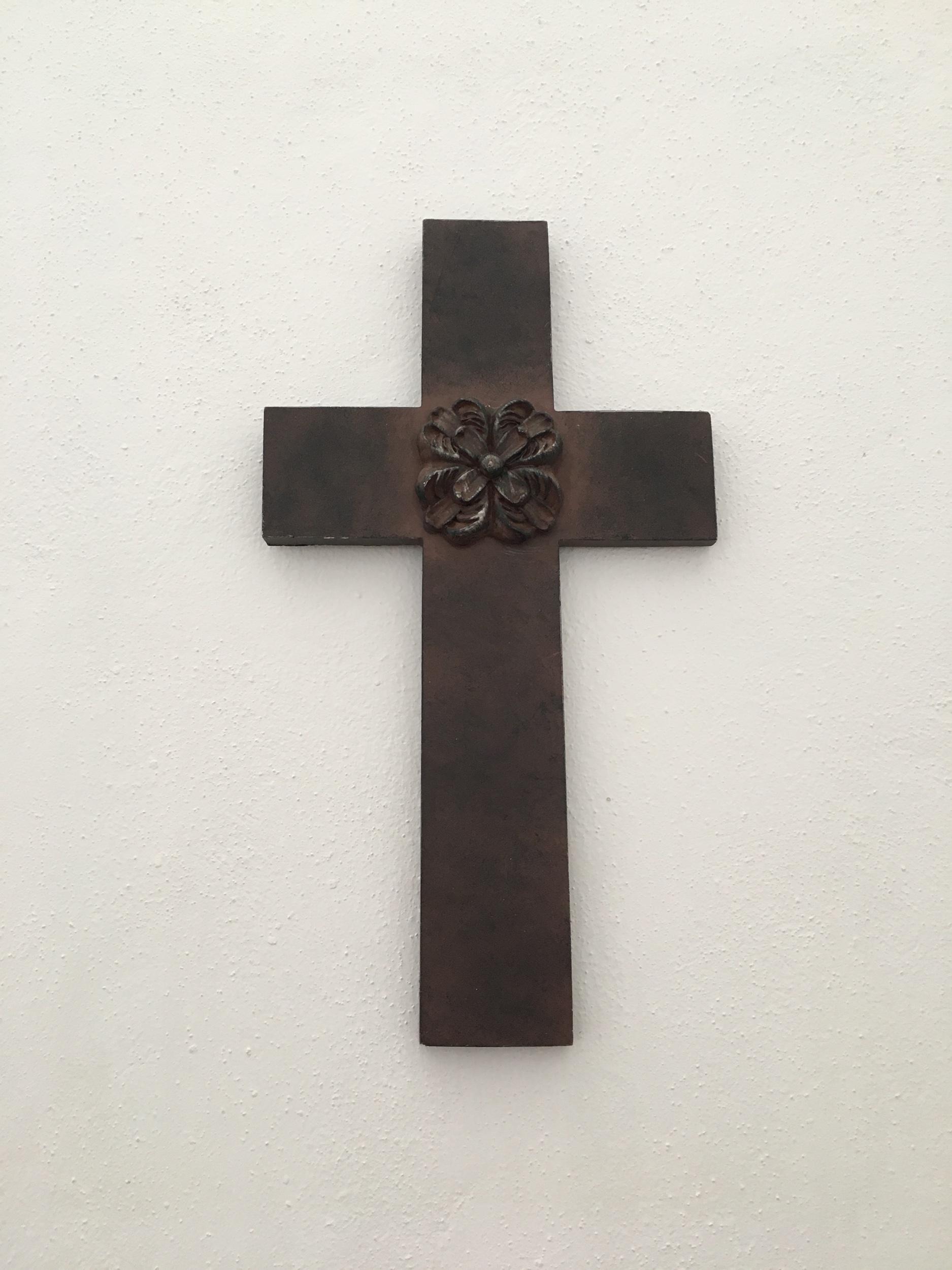 Carry Your Cross Like Jesus