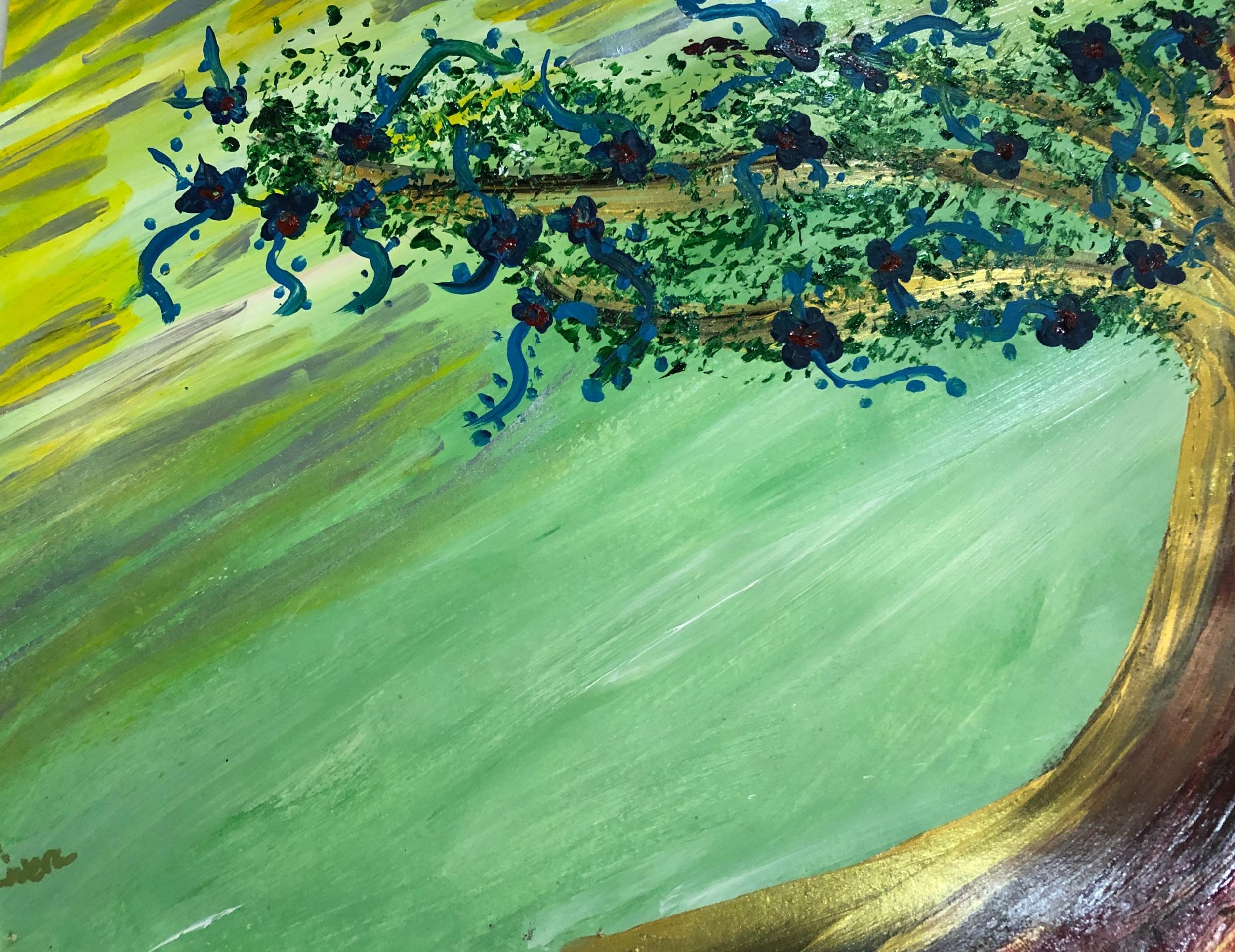 The Tree - Photo courtesy of Anallsa Rivers