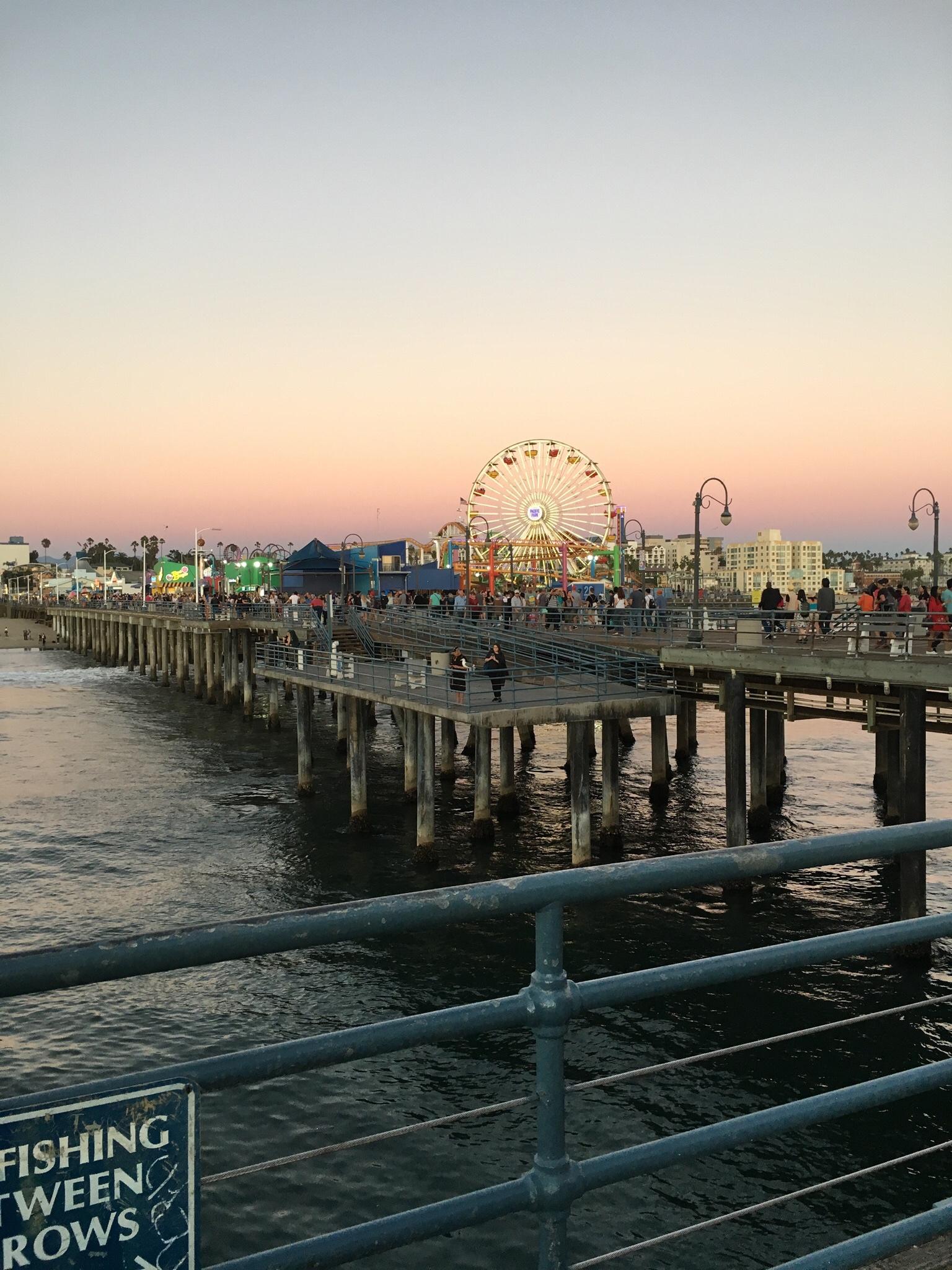 Santa Monica - #throwbackthursday #Oct2018