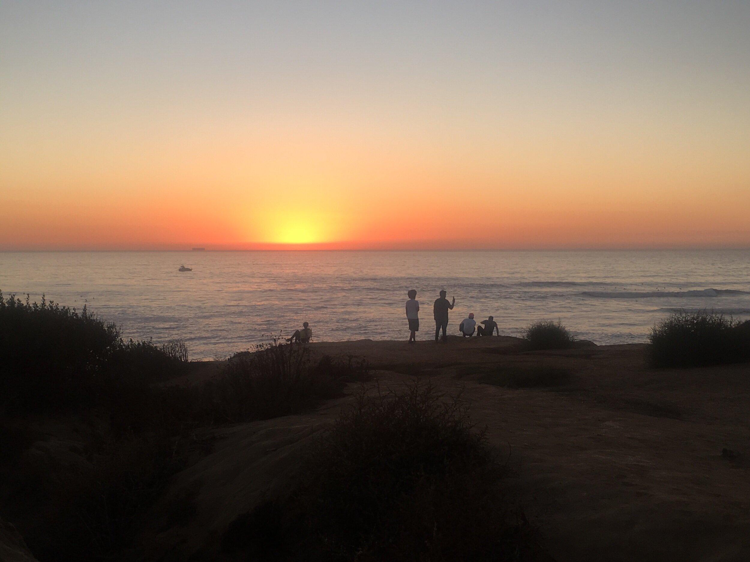 San Diego, Sun Set Cliffs