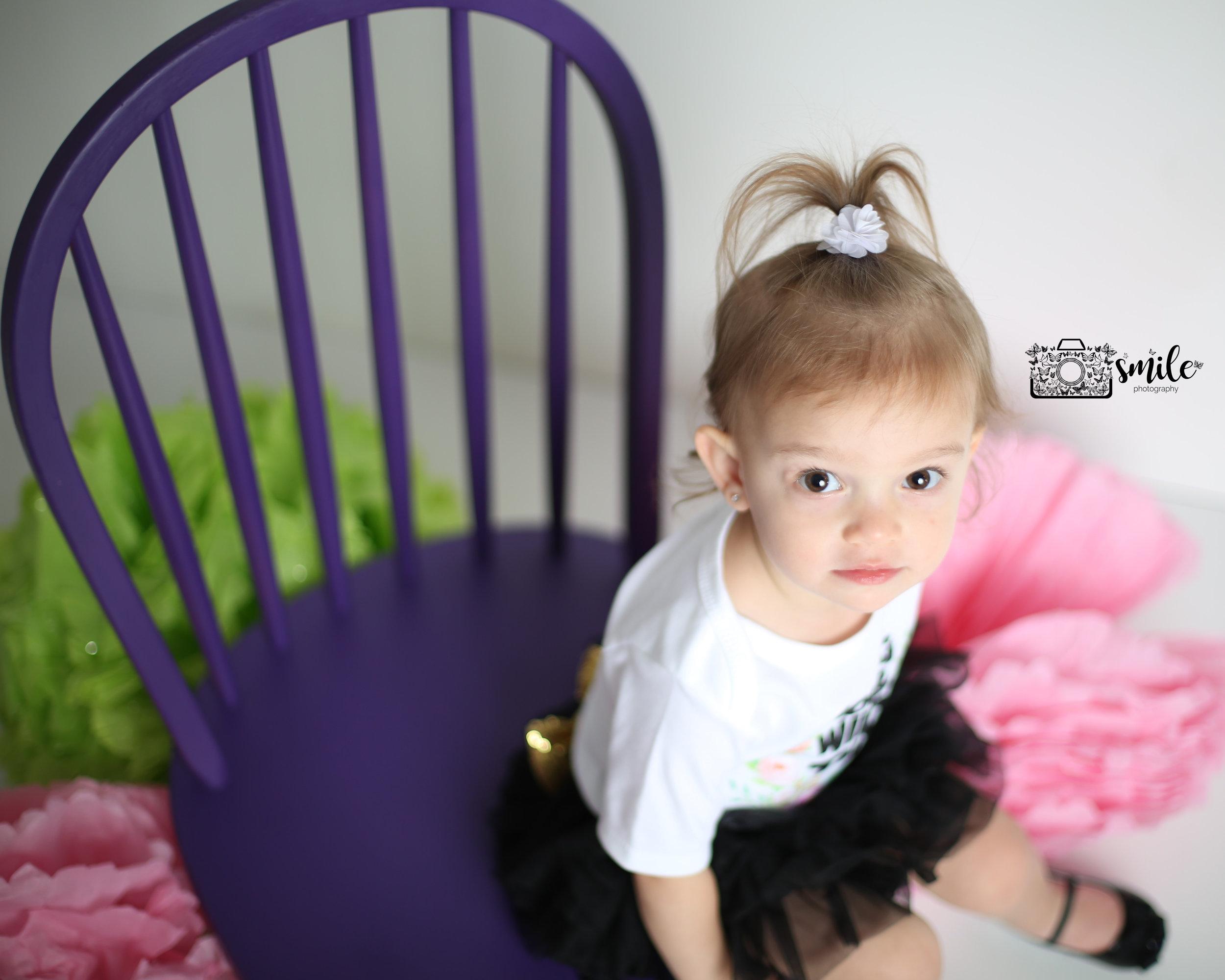 Second Birthday Child Photographer NJ Photographer