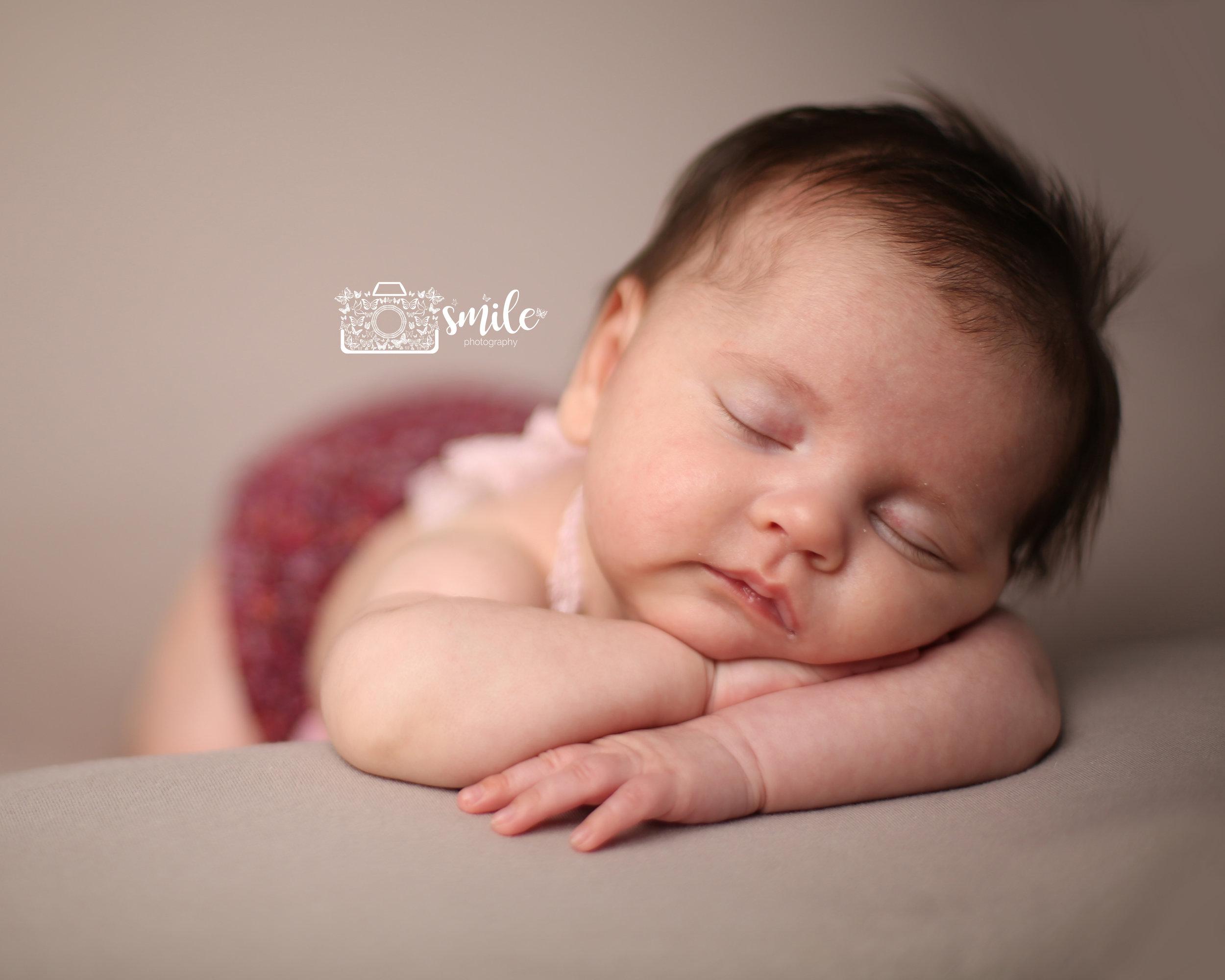 Indoor Studio Newborn Photography Ocean County NJ
