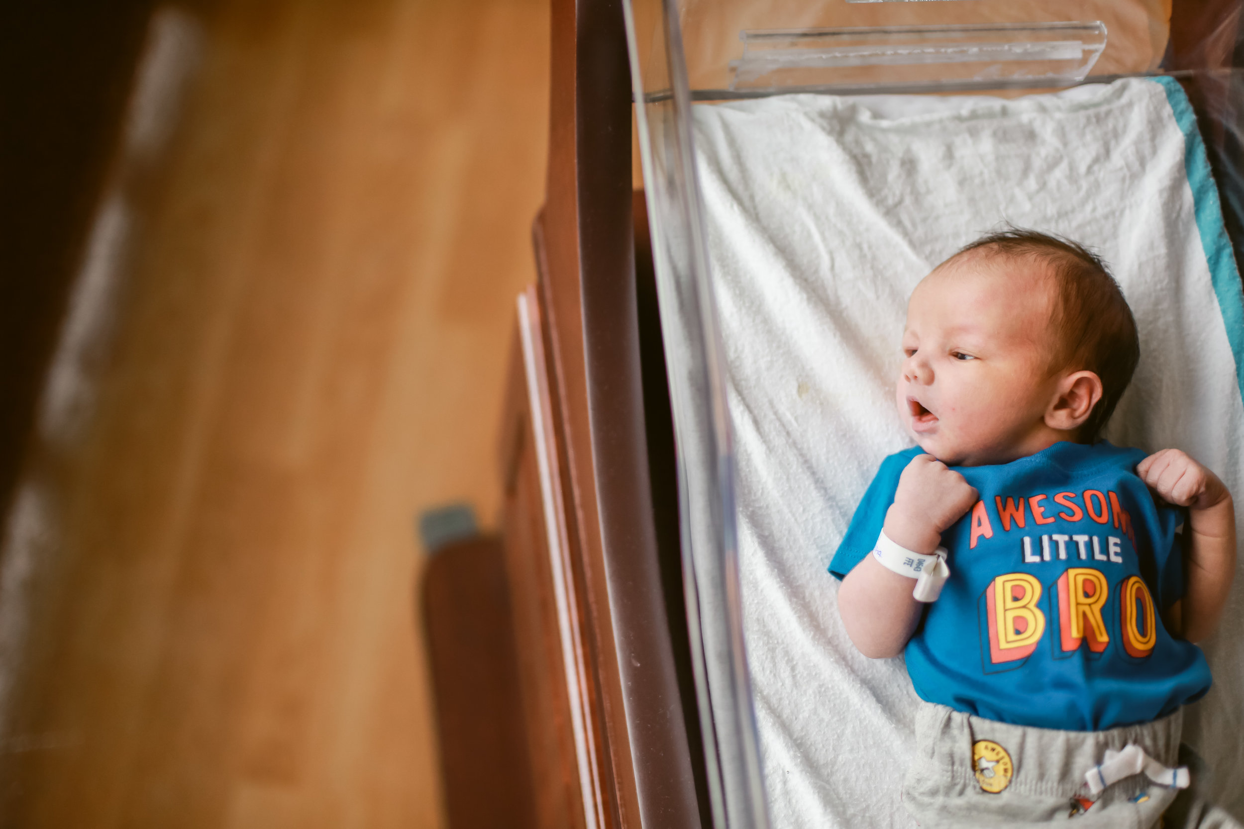 Fresh 48 Hospital Newborn Photos Monmouth County NJ