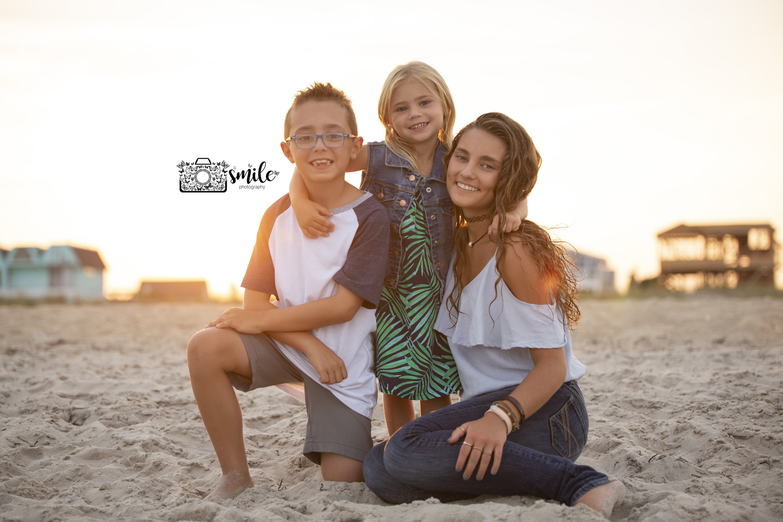 Beach Family Session Jersey Shore Child Photographer