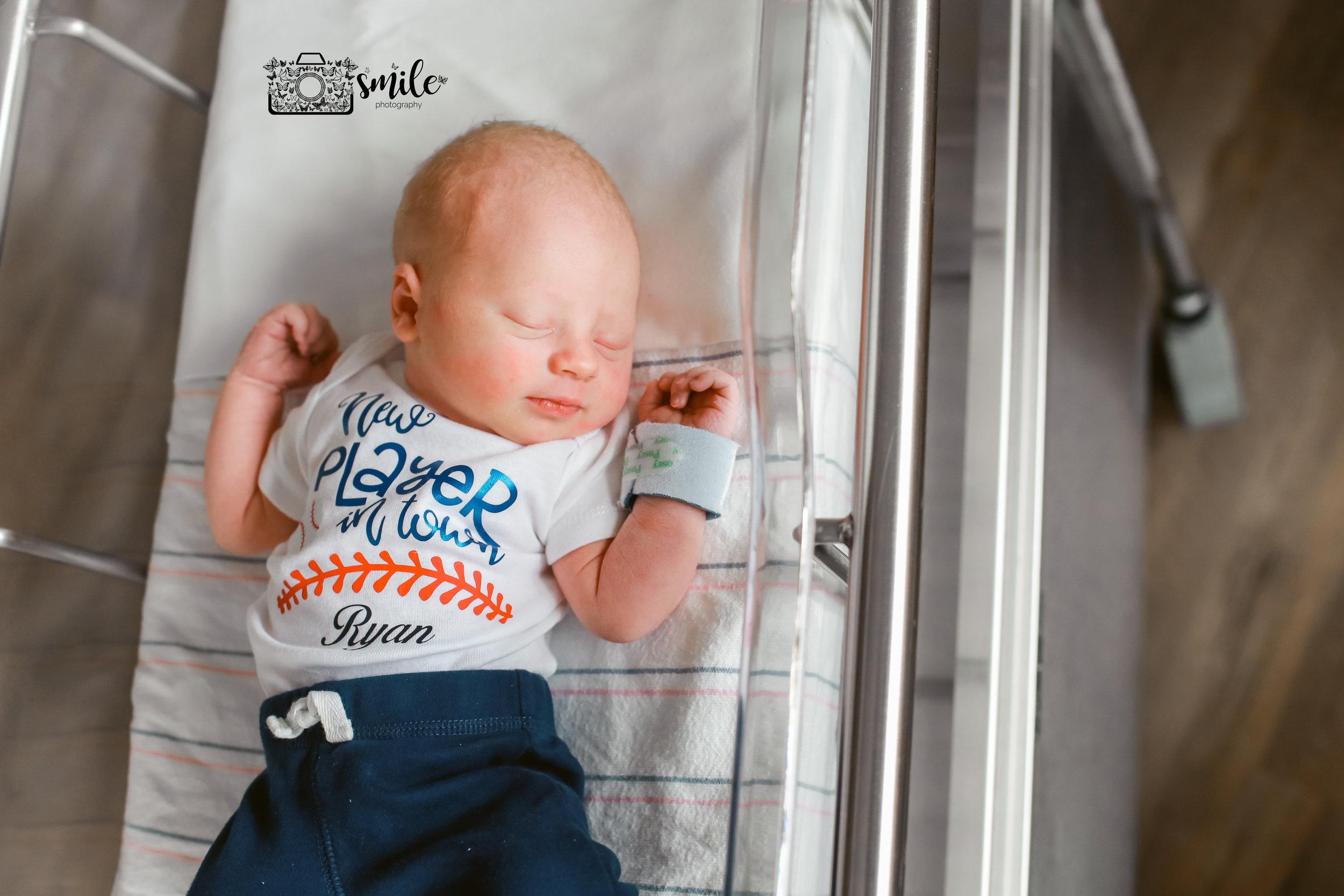 Fresh 48 Hospital Newborn Photos Ocean County NJ