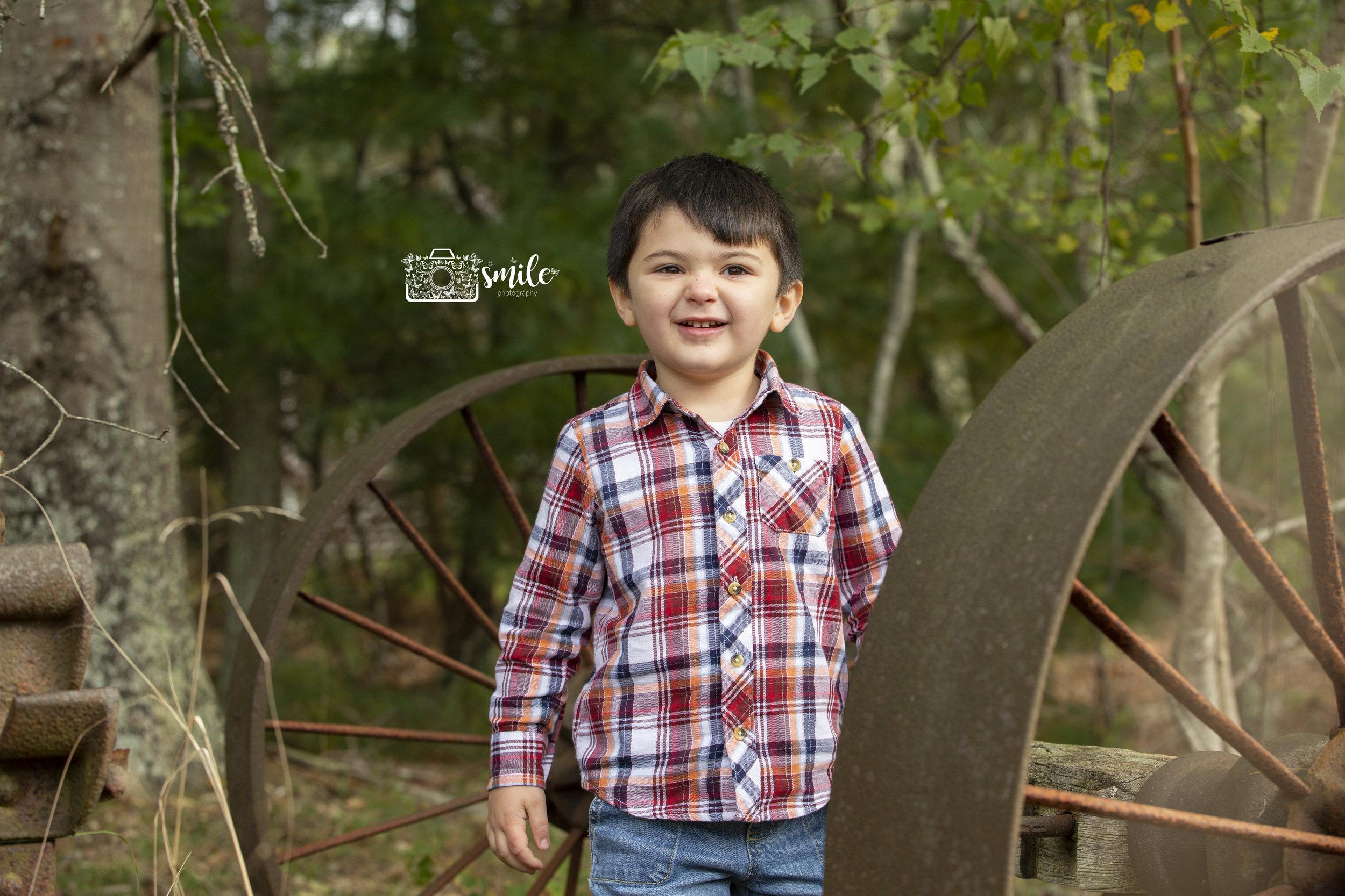 Fall Mini Session Jersey Shore Child Photographer