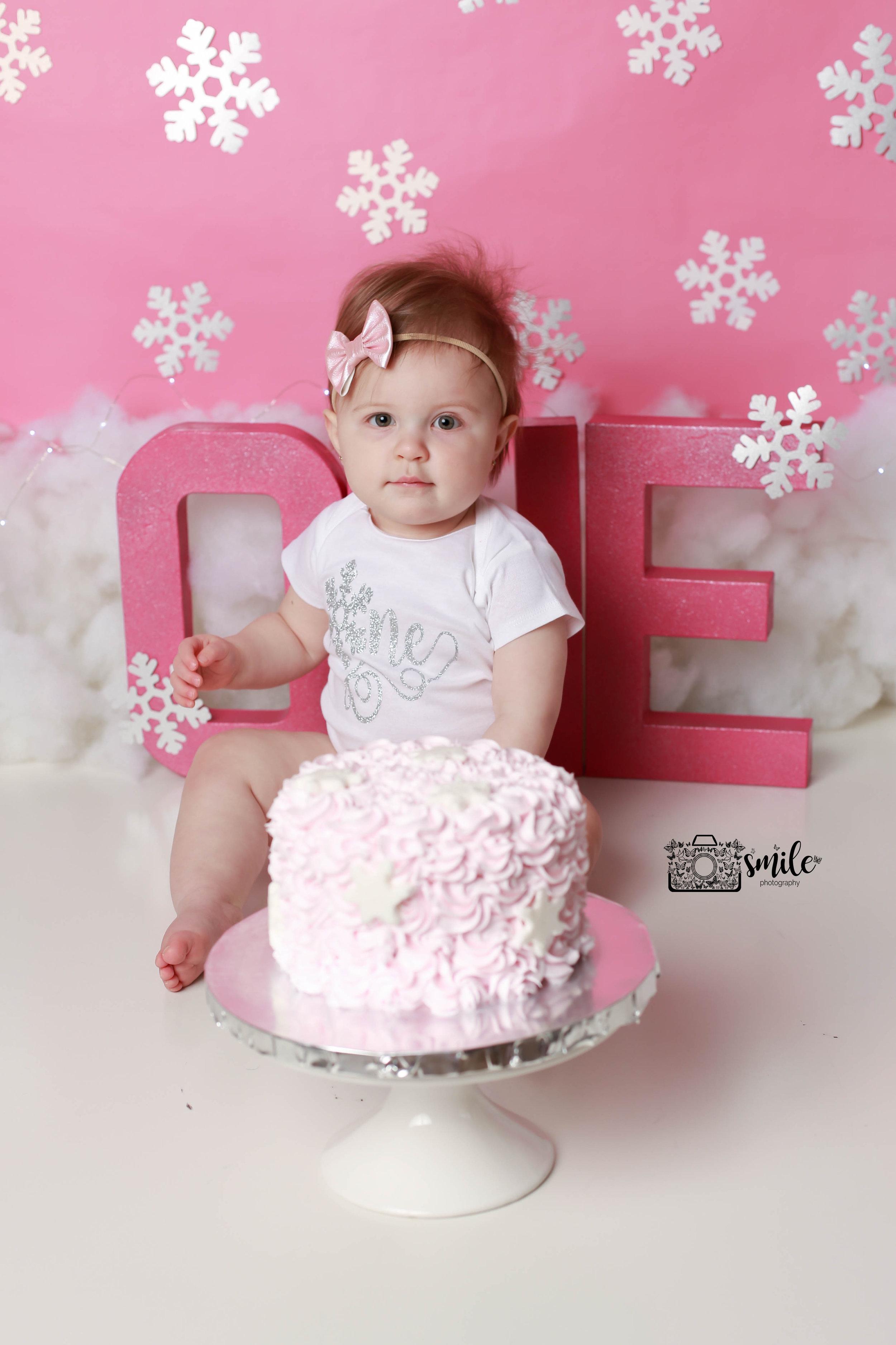 Cake Smash Jersey Shore Child Photographer