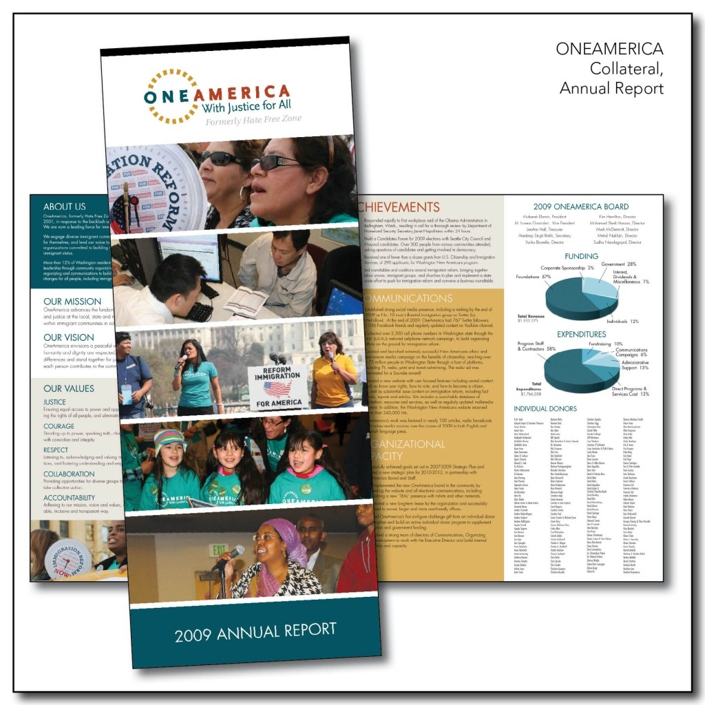 OneAmerica Collaterals - Annual Report