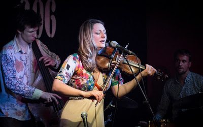 Alice Zawadzki Band at 606 Club - London Jazz News, Jan 2017