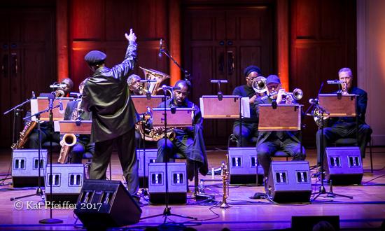 Thelonious Monk at 100: Monk at Town Hall 1959 at Cadogan Hall (2017 EFG LJF) - London Jazz News, Nov 2017