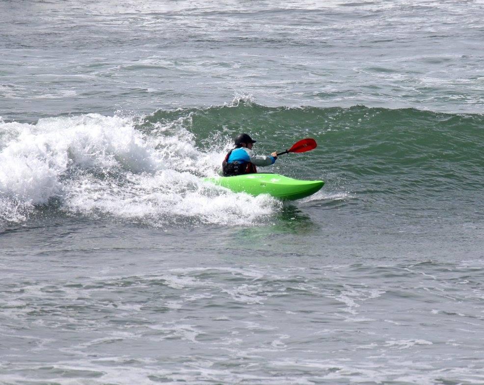 4th Cali Collective Surf Kayaking Clinic 2017 (Photo: Mark Boyd)